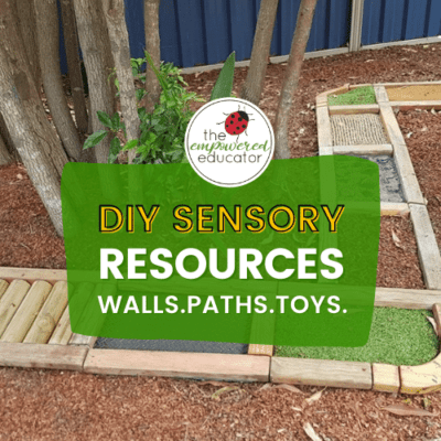 Easy Sensory Play Resources to Make