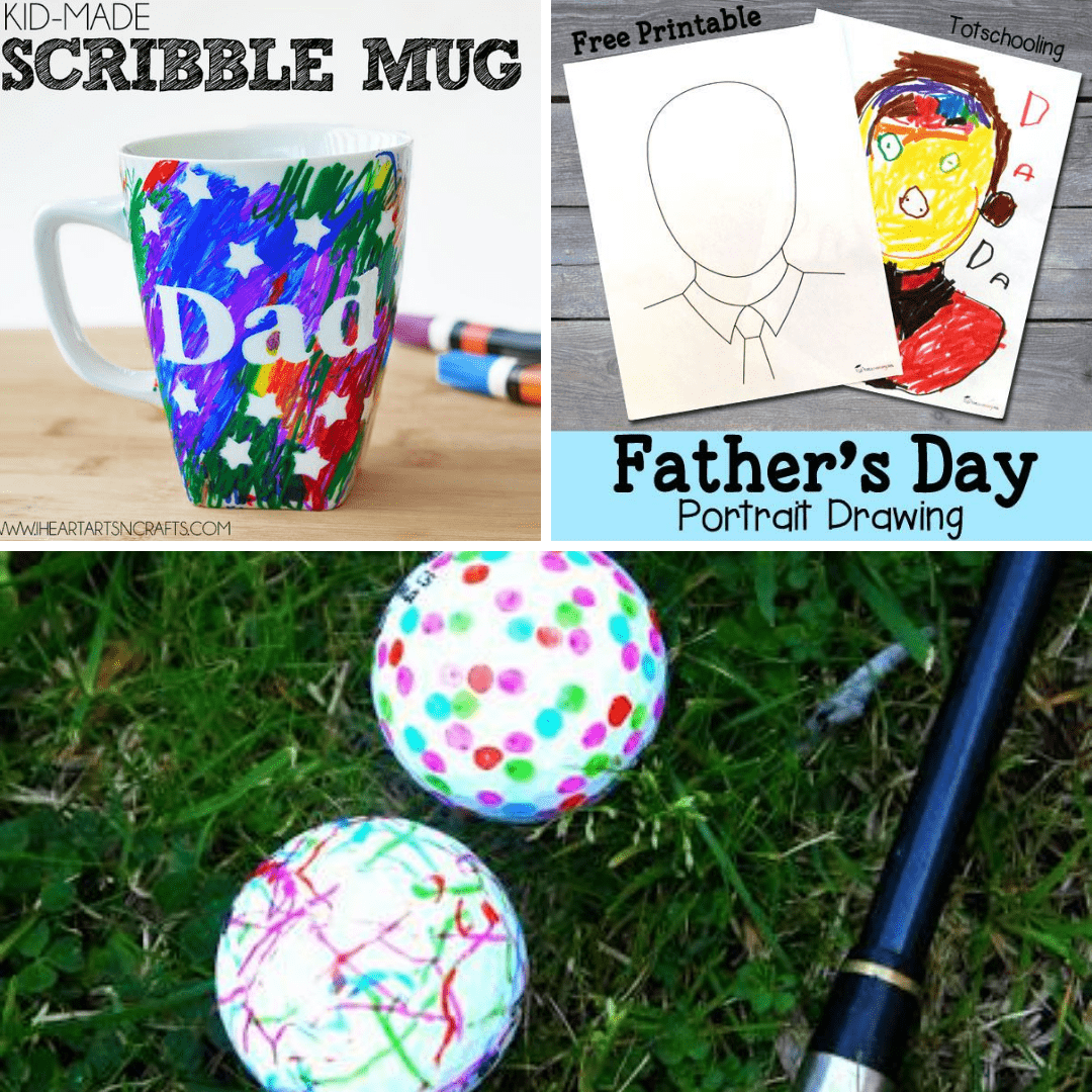 gifts for children to make for father's day