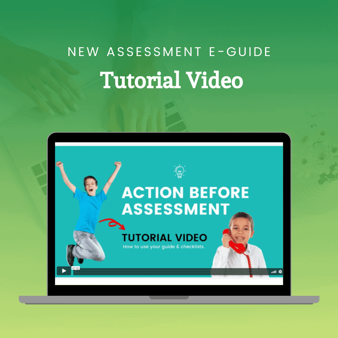 TUTORIAL VIDEO ASSESSMENT MEMBER HUB