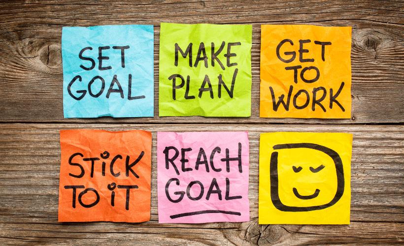 goal setting for educators