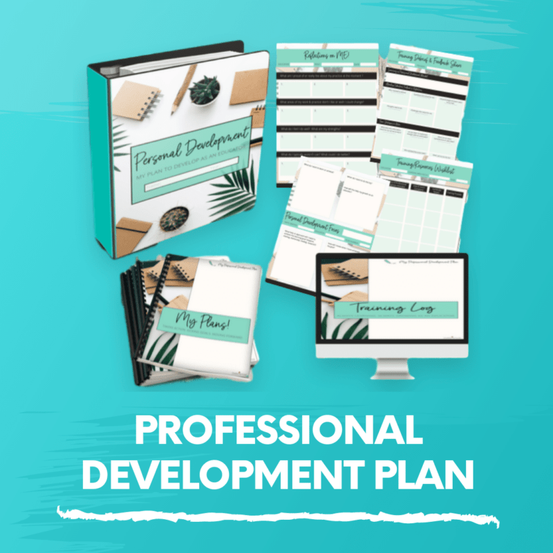 professional development plan_MEMBER HUB
