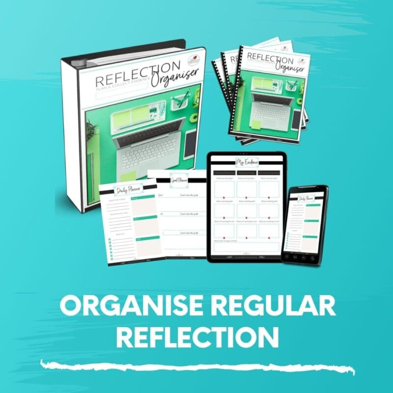 reflection organiser member hub