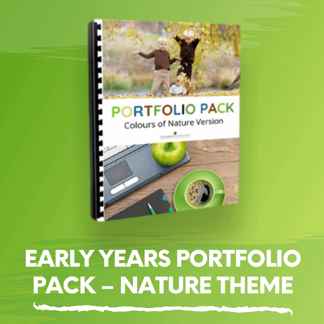 Early Years Portfolio Pack – Nature Theme