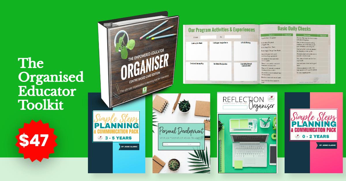 the organised educator toolkit - empowered educator