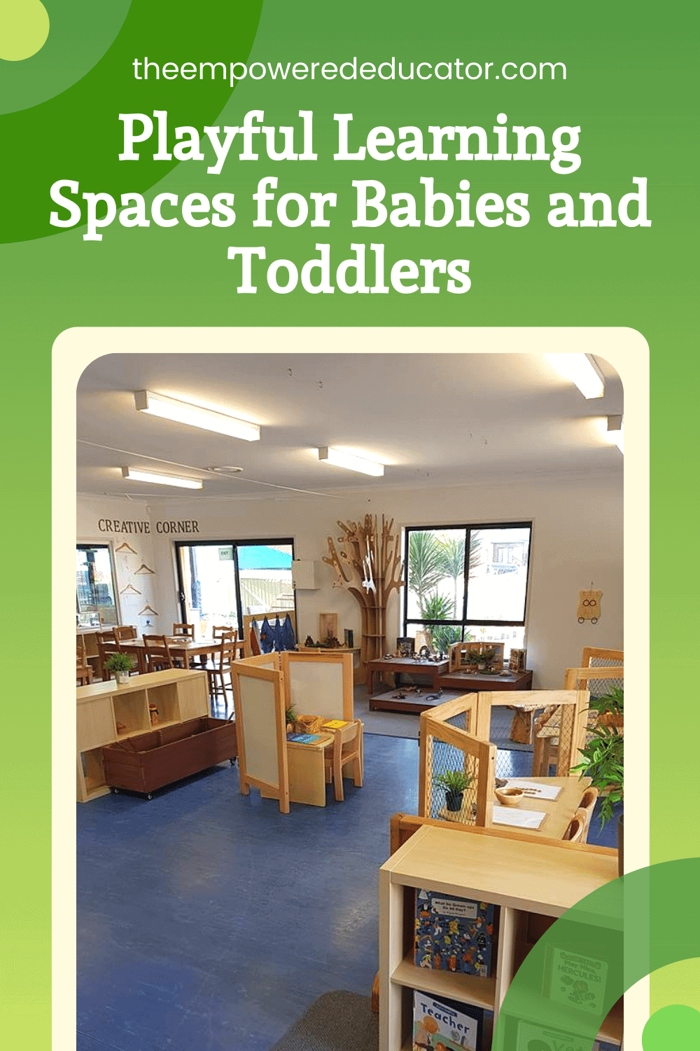 how to set up playful learning experiences for babies and toddlers