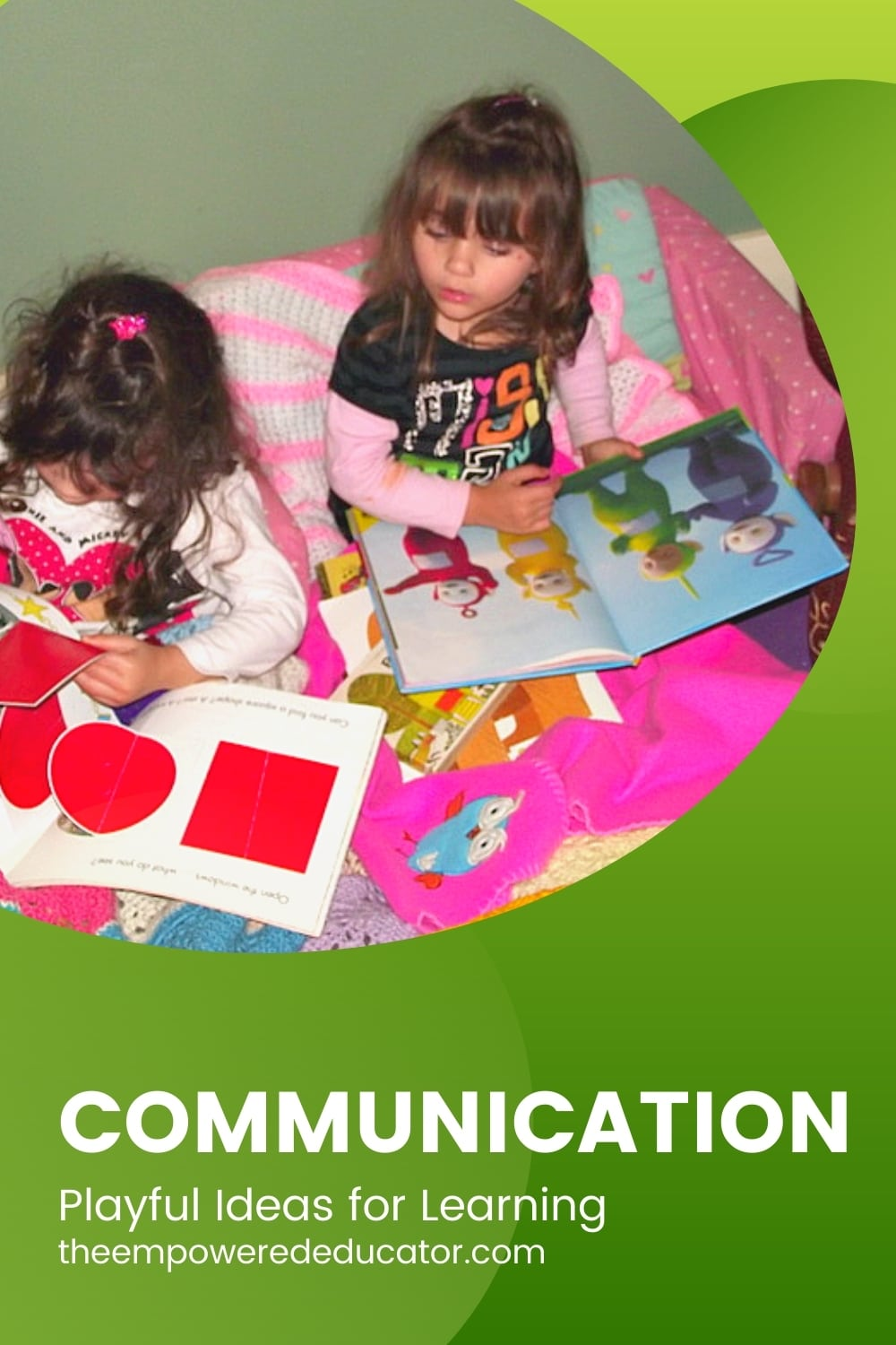 communication playful ideas for learning