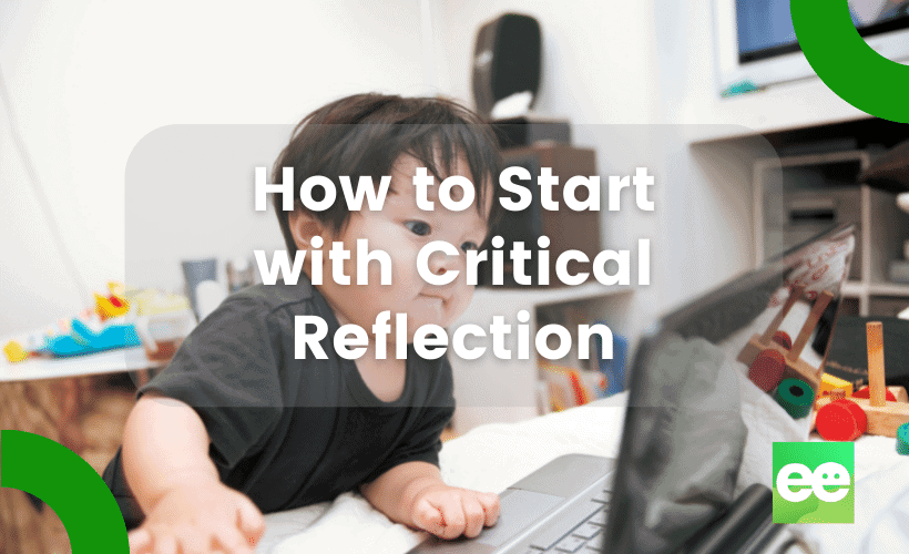 how to start with critical reflection