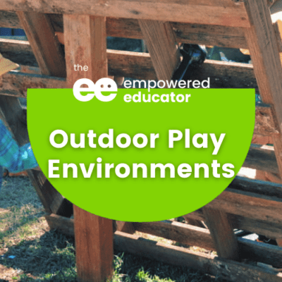 Community Inspiration – Outdoor Play Environments