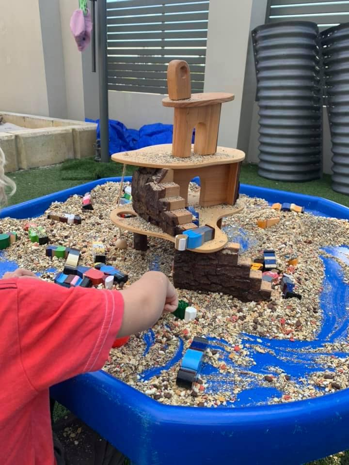 early learning water table sensory table ideas