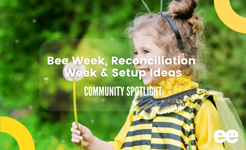 Educator Invitations and Provocations for early learning - Ideas for Bee Week, National Reconciliation Week, Pirates,
