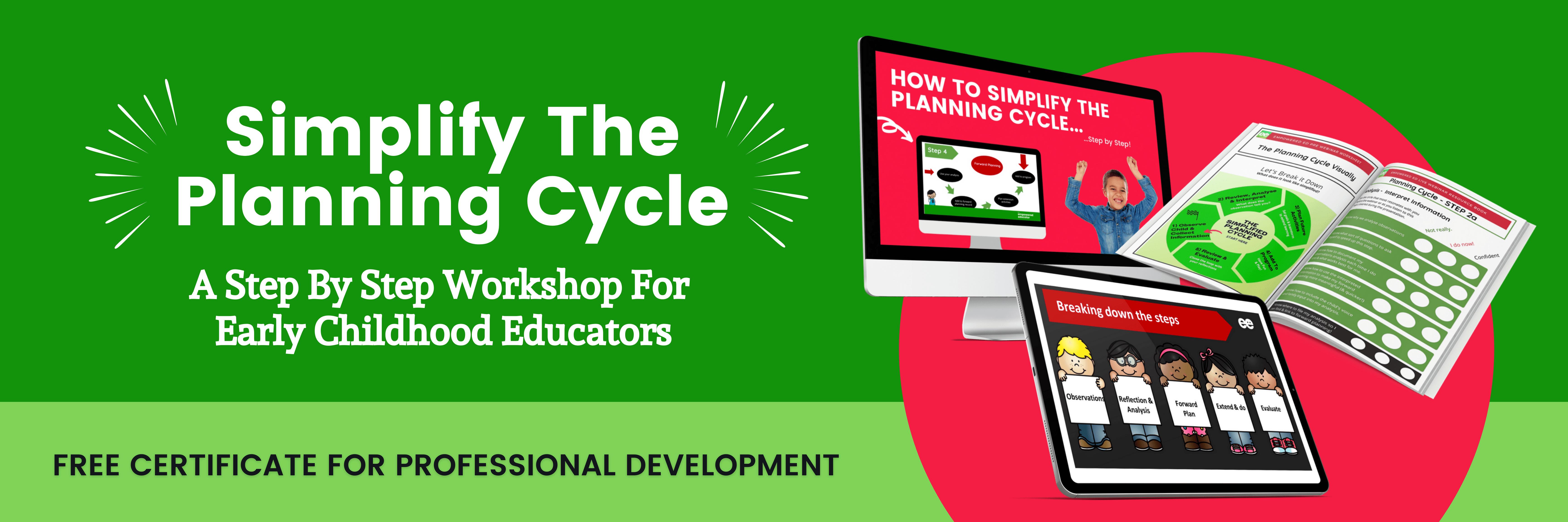 planning cycle free webinar