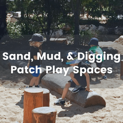 Ideas You Can Use for Simple Sand, Mud Kitchen & Digging Play Spaces