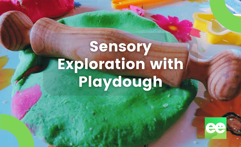 Sensory Exploration and Play-based Learning with Playdough