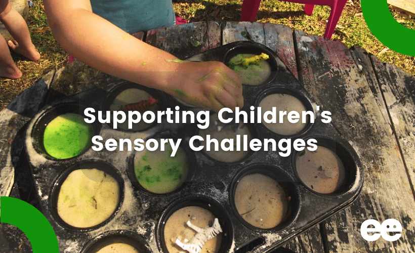 Supporting Children's Sensory Challenges