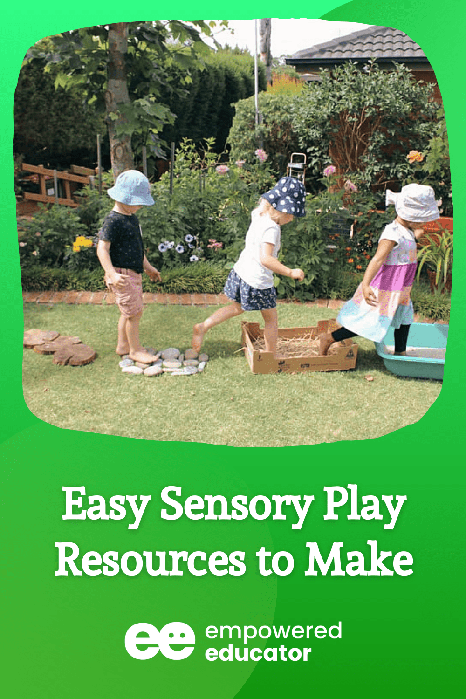 easy sensory play