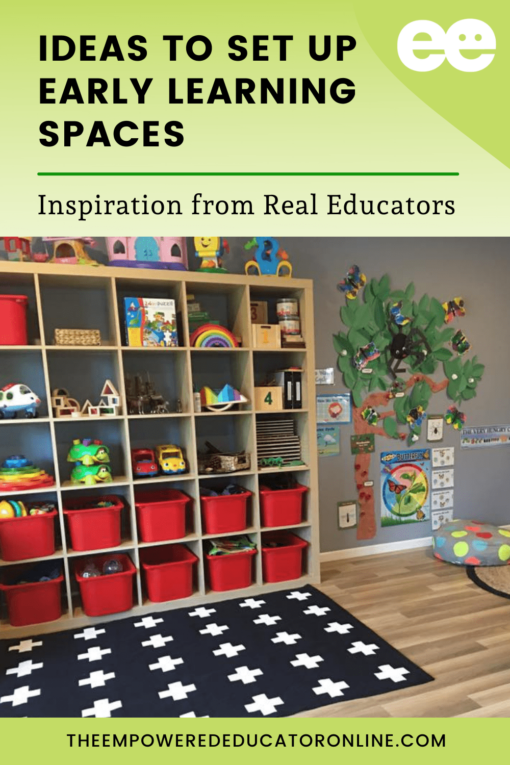 Community Spotlight-How to Set Up Early Learning Spaces_!