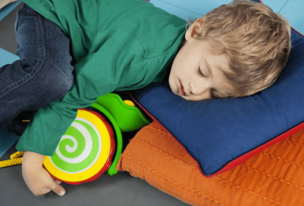 Childcare Sleep & Rest Routines - 5 Ways To Create A Stress Free Transition