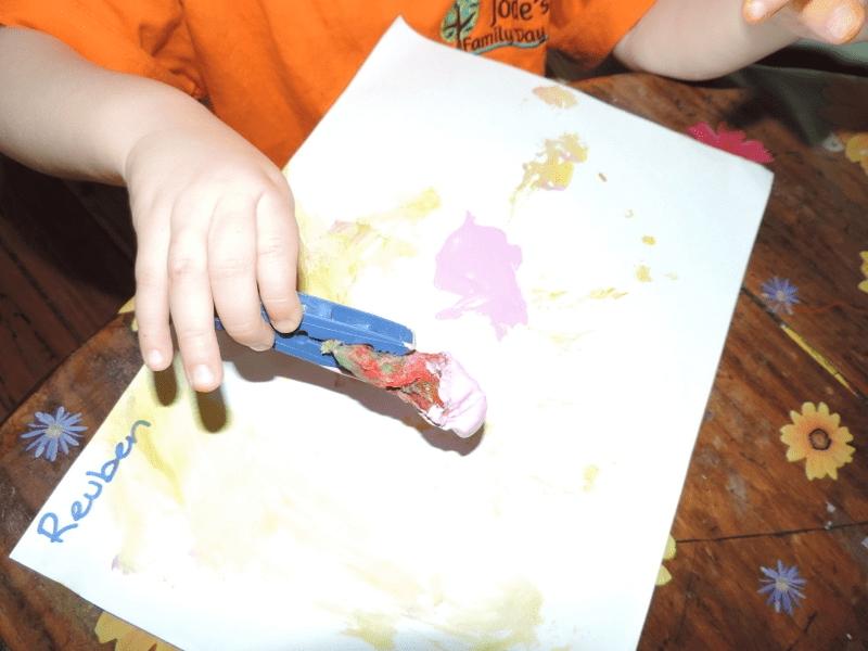 activities using sensory tools